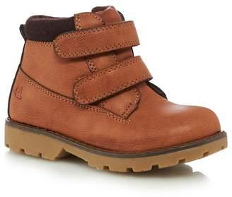 Mantaray Boys' Tan Ankle Boots