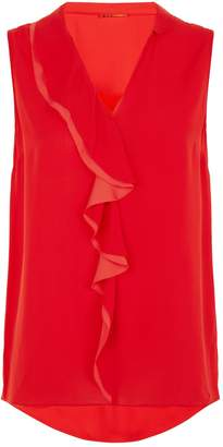 Elie Tahari Adreena Sleeveless Blouse
