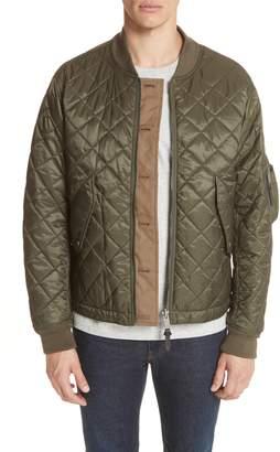 Burberry Evanson Reversible Jacket