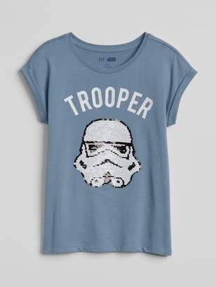 Gap | Star Wars Flippy Sequin T-Shirt