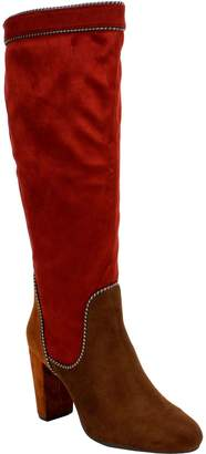 Rialto Tall Color Block Boots - Collette