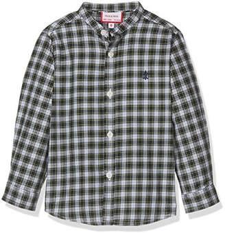 NECK & NECK Girl's Camisa Botón Niño-16I07004.23 Shirt