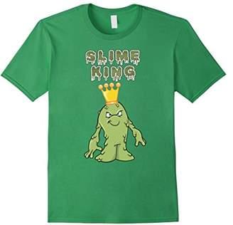 Slime King T-Shirt for Boys