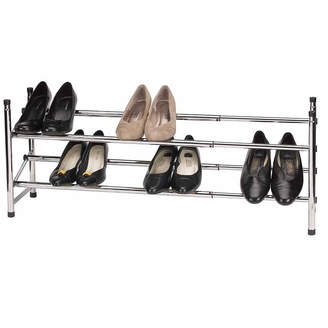 Household Essentials Expandable Shoe Rack