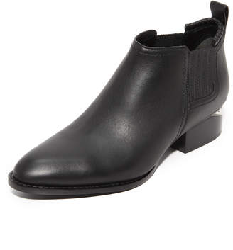 Alexander Wang Kori Ankle Booties $495 thestylecure.com