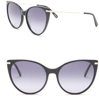 Raen Birch 57mm Cat Eye Sunglasses