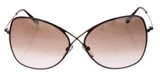 Tom Ford Colette Gradient Sunglasses