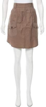 Brunello Cucinelli Lightweight Mini Skirt
