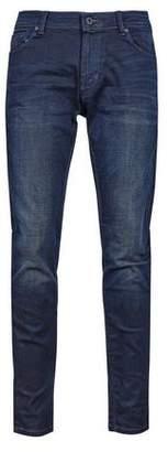 Burton Mens DML Dark Wash Tyler Skinny Fit Jeans*