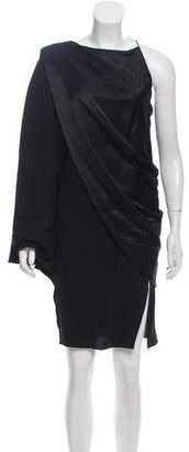 Alexander Wang Silk Asymmetrical Dress
