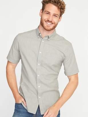 Old Navy Slim-Fit Built-In Flex Shirt for Men
