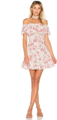 ale by alessandra Rita Mini Dress $168 thestylecure.com