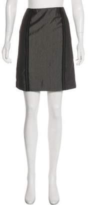 Nicole Miller Pencil Mini Skirt