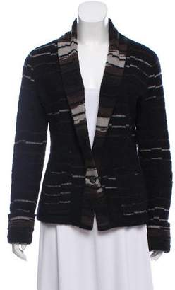 Chanel Wool & Mohair Knit Cardigan