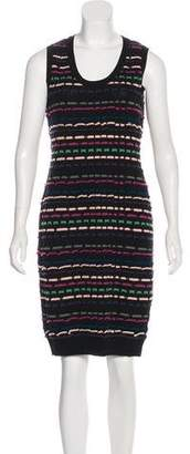 Missoni Textured Bodycon Dress