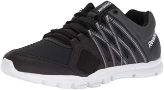 Reebok Men's Yourflex Train 8.0 LMT S Sneaker