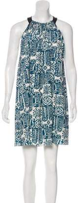Maiyet Printed Silk Dress w/ Tags