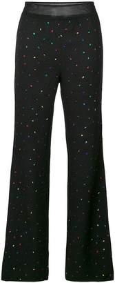 Stine Goya dotted pattern trousers