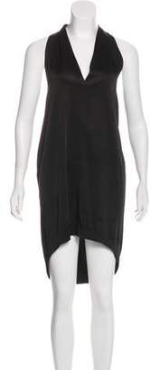 VPL Sleeveless Knee-Length Dress
