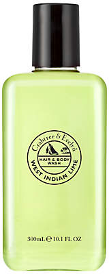 Crabtree & Evelyn West Indian Lime Body Wash, 300ml