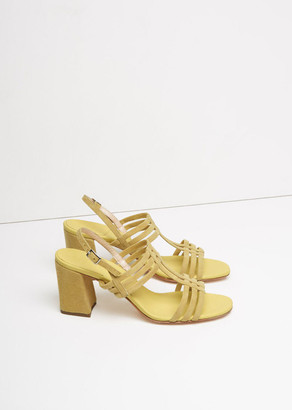 Maryam Nassir Zadeh Rosa Sandal $425 thestylecure.com