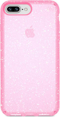 Speck Presidio Clear Glitter iPhone 8 Plus Case
