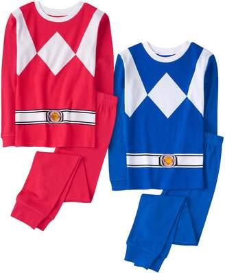 Crazy 8 Crazy8 Power Rangers 2-Piece Pajamas 2-Pack