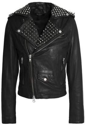Muu Baa Muubaa Studded Leather Jacket