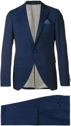 Paoloni slim fit tailored suit