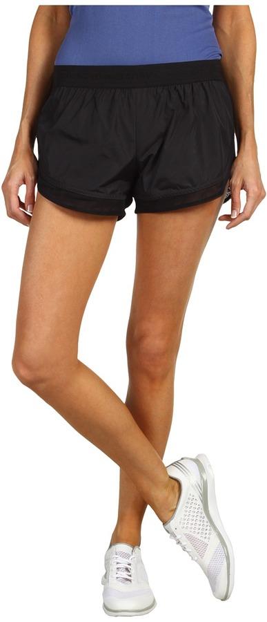 adidas by Stella McCartney Run Performance Shorts (Black) - Apparel