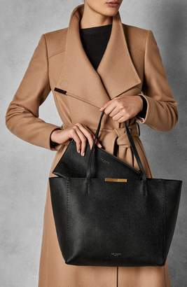 Ted Baker Bow Leather Shopper