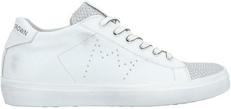 Leather Crown Low-tops & sneakers - Item 11564096ND