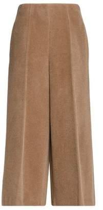 Maison Margiela Alpaca And Wool-Blend Wide-Leg Pants