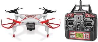 DAY Birger et Mikkelsen Nano Wraith 2.4GHz 4.5CH RC Quadcopter Spy Drone by World Tech Toys