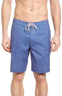 Men's Bonobos Print Board Shorts $88 thestylecure.com