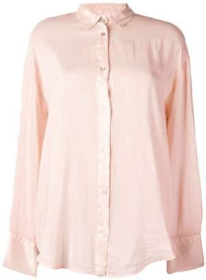 07566990 Forte Forte rose pink blouse