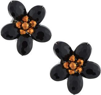 Nakamol Beaded Floral Stud Earrings