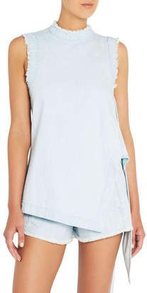 Sass & Bide Unfinished Business Top