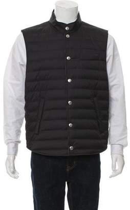 Brunello Cucinelli Quilted Puffer Vest