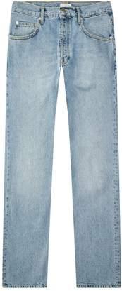 Sandro Distressed Hem Jeans
