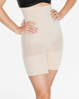 d288573d9c9366 Spanx Elf High Power Soft Nude Shorts