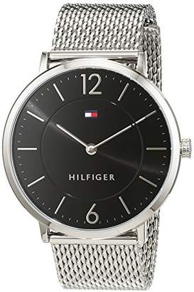 Tommy Hilfiger Men's Sophisticated Sport Quartz Watch with Stainless-Steel Strap