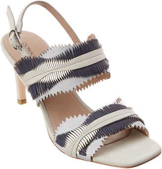 Donald J Pliner Kit Leather Sandal