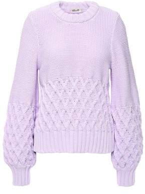 Baum und Pferdgarten Textured Cotton-blend Sweater