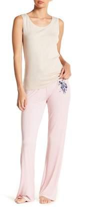 U.S. Polo Assn. Pink Polka Dot Pants