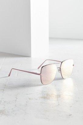 Quay Stop + Stare Aviator Sunglasses $60 thestylecure.com