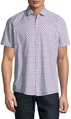 Pure Slim-Fit Short Sleeve Shirt