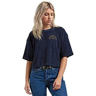 Volcom Junior's Recommended 4 Me Loose Fit Crew Short Sleeve Top