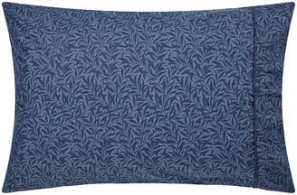 Co Morris & Strawberry Thief Housewife Pillowcase - Indigo