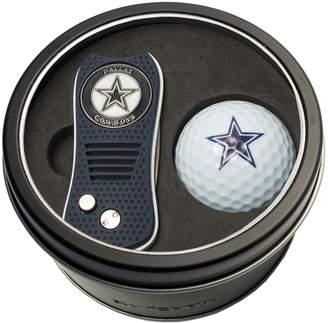 Team Golf Dallas Cowboys Switchfix Divot Tool & Golf Ball Set